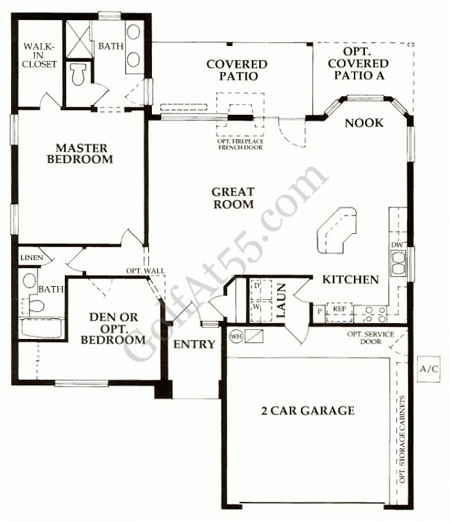 Pebblecreek Goodyear Az Floor Plans Models Golfat55 Com