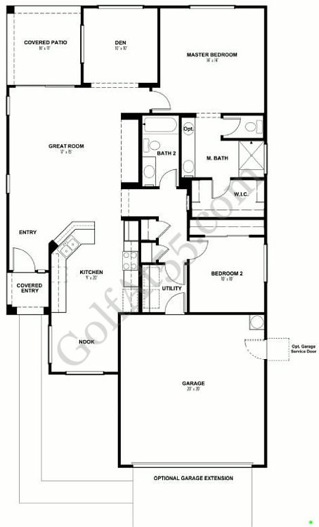 Sundance Active Adult 55 Floor Plans Amp Models